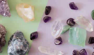 Hvorfor og hvordan renser man krystaller?