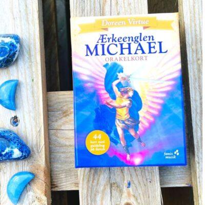 Doreen Virtue: Ærkeenglen Michael orakelkort