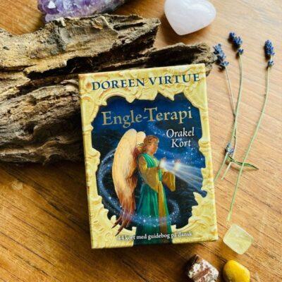 Doreen Virtue Engle terapi orakelkort