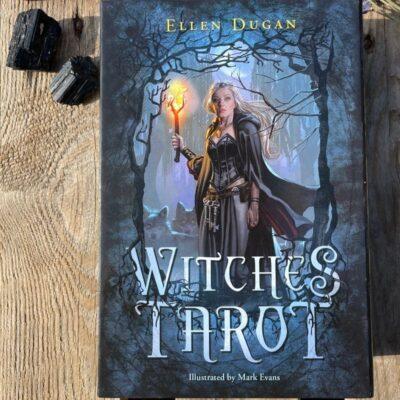 Ellen Dugan: Witches tarot