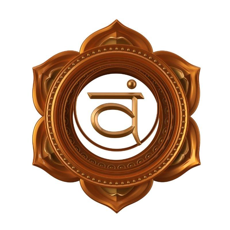 Hara chakra symbol