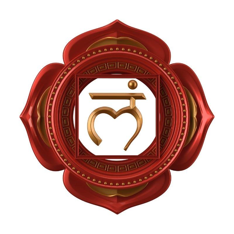 Rodchakra symbol