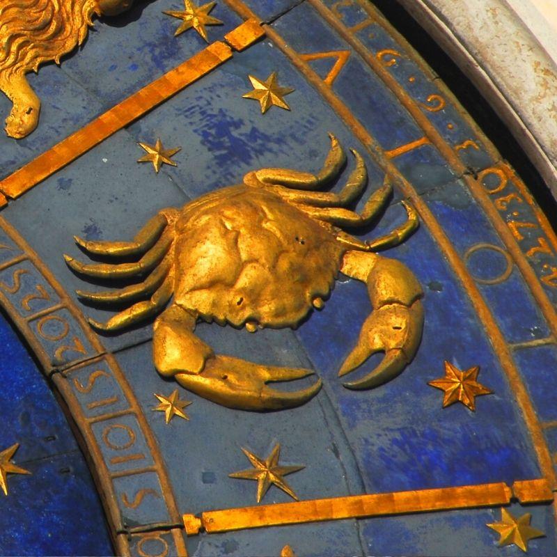 Krebs symbol stjernetegn
