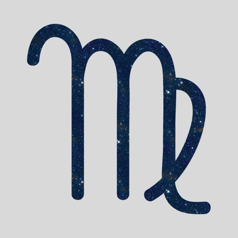 jomfruens symbol stjernetegn