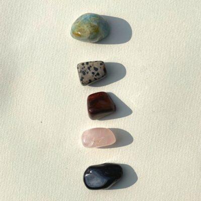 tyrens krystaller